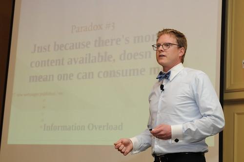 Andrew Davis, Presenting at ABM