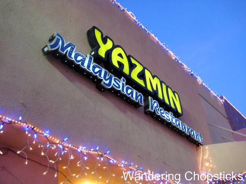 Yazmin Malaysian Restaurant - Alhambra 1