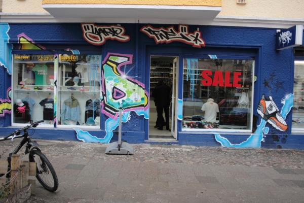 Graffity in Berlin