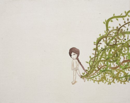 Kyung Jeon, Tangled in Vines, 2009