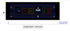Google Pac-Man 30 Anniversary
