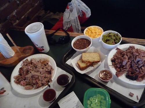 jack's bbq feast.
