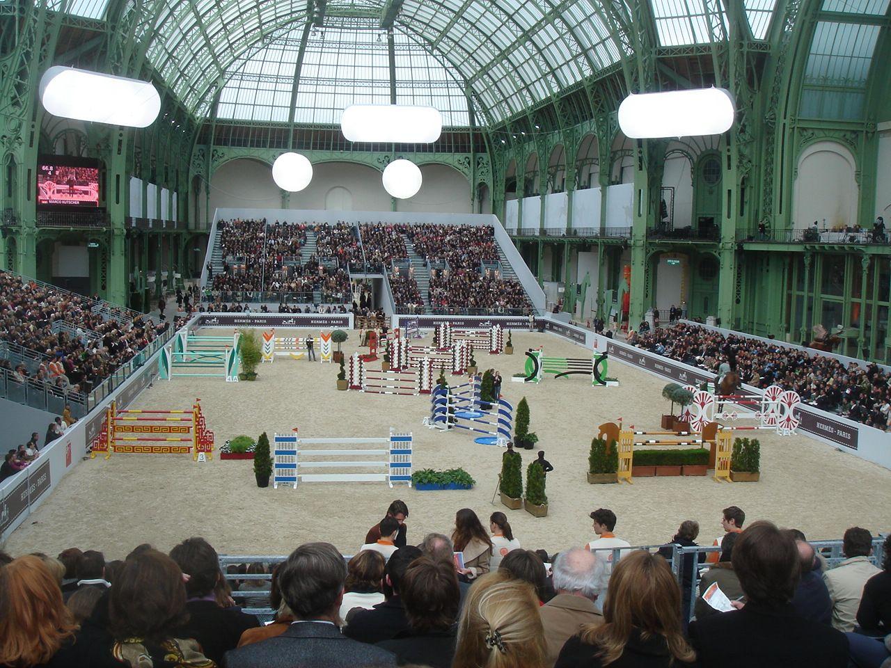 hermès grand palais
