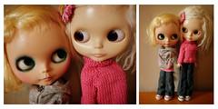 Big Sis, Lil Sis, Best Friends - 321/365 ADAD