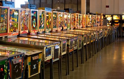 the Pinball Museum!
