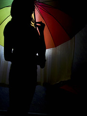 Umbrella (Stoner Photograpy) Tags: shadow colors umbrella shape silhoeta sillhoete