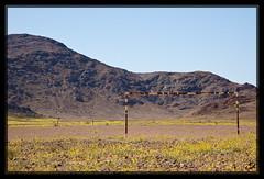 Goalposts (Jasen Robillard) Tags: landscape goal morocco roadside posts goalposts jasenrobillard