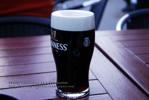 Patio Guinness