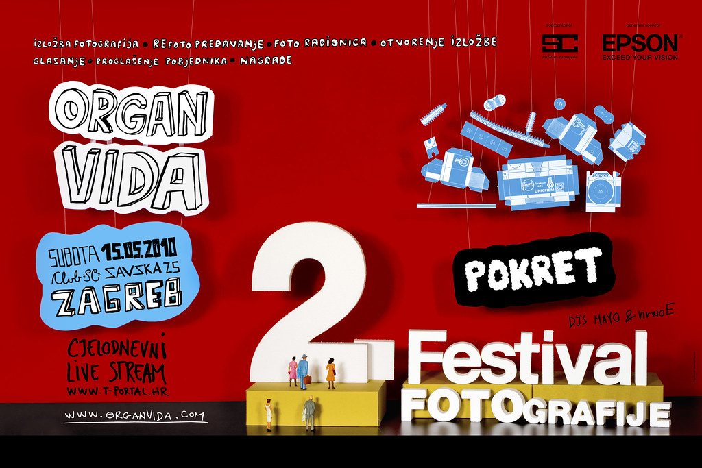 Organ Vida Festival of photography Zagreb