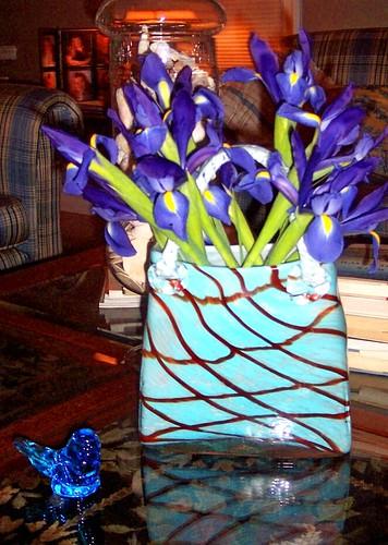 A Purse of Iris