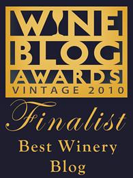 WBA- Finalist Best Winery