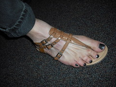 Multi strap thong sandal with nail polish (2moshoes) Tags: brown man hot male men feet leather fun him inch toes toe arch legs sandals nail polish ring thong thongs strap custom nailpolish toering sandal strappy toerings malefeet thongsandals backstrap manfeet leatherthongs manglaze nailpolishmalebrown