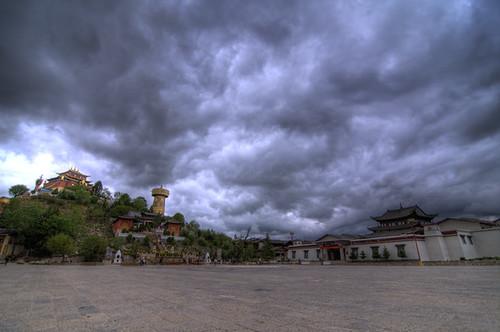 Tibetan Temple, Old Town