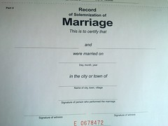 Licensed to Wed