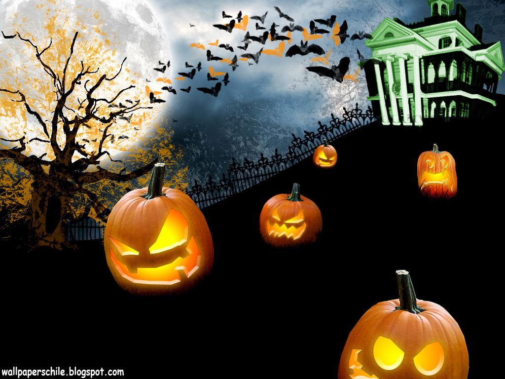 Halloween 20 Pics Wallpapers Pack