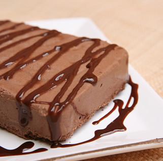 bolo mousse de chocolate receita