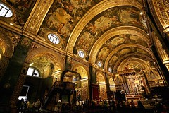 St. JOHN'S Co CATHEDRAL (fabiogis50) Tags: trip travel church gold malta chiesa barocco oro lavalletta stjohnscocathedral abigfave anawesomeshot ysplix mygearandmepremium mygearandmebronze mygearandmesilver mygearandmegold mygearandmeplatinum mygearandmediamond