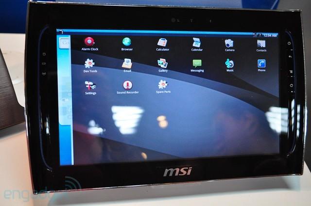 MSI Android WindPad