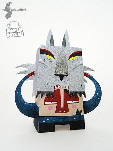 Paper Totem! x Dan Matutina