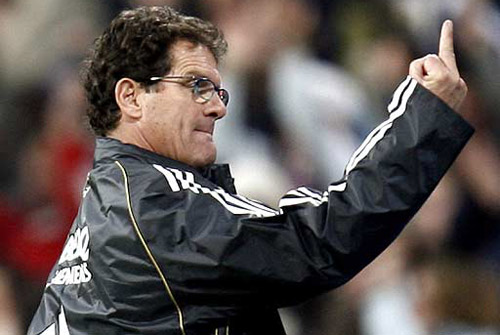 fabio capello has lost it