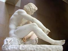 Paris - Musée d'Orsay - Le Désespoir - Jean-Joseph Perraud (cerdsp) Tags: paris france art museum arte museo muséedorsay ledésespoir jeanjosephperraud