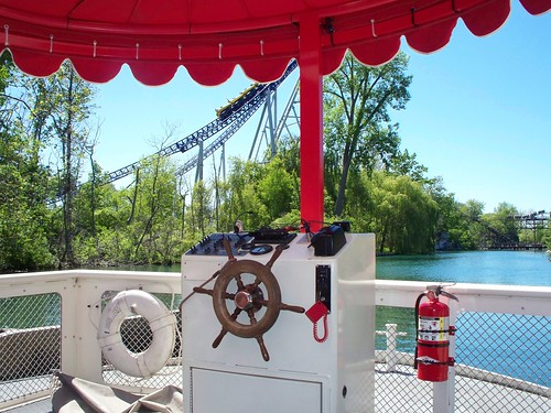 Cedar Point - Paddlewheel Excursions