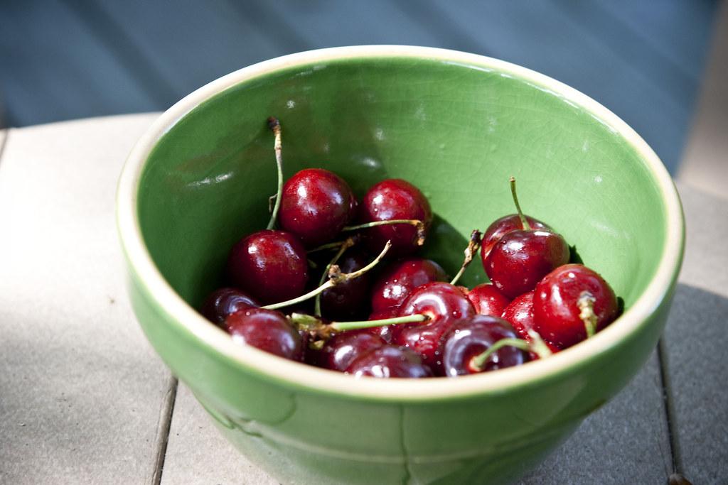 bowl full of