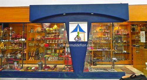 Tienda en el Aeropuerto de Melilla
