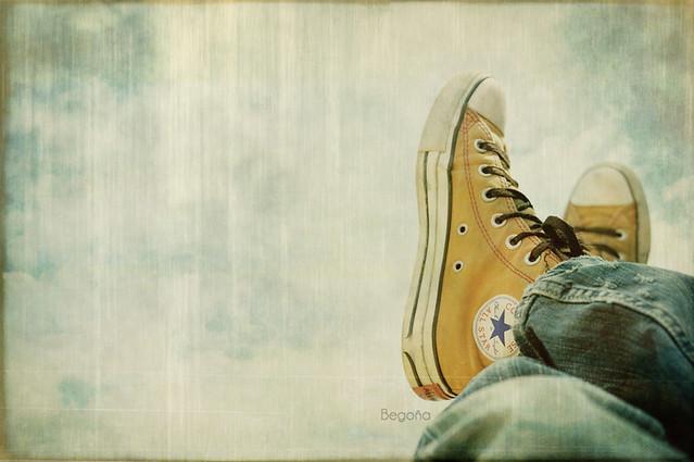 Siempre con los pies en las nubes {Explore}