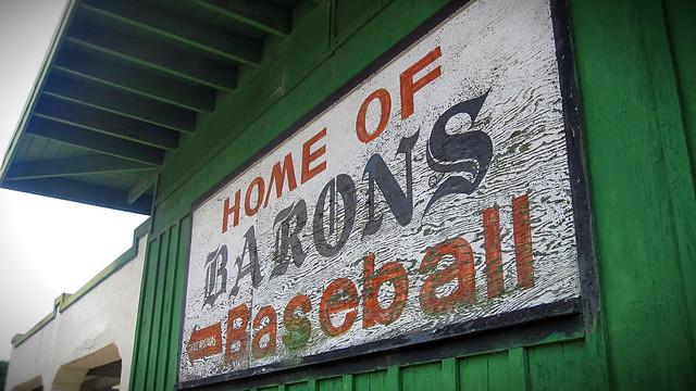 Barons Baseball