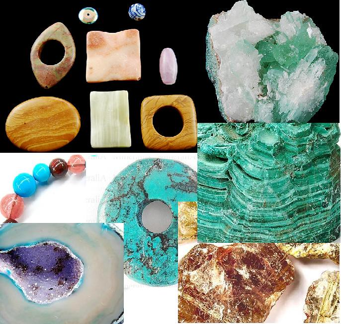 Minerales minerals