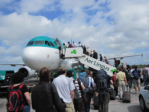Are Lingus Dublin to Amsterdam