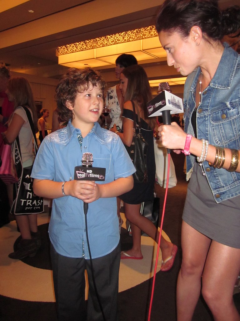 Nolan Gould, Samantha Gutstadt,MTV Movie Awards ,Secret Room Events , Gifting Suite, SLS Hotel Beverly Hills