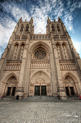 National Cathedral Entrance