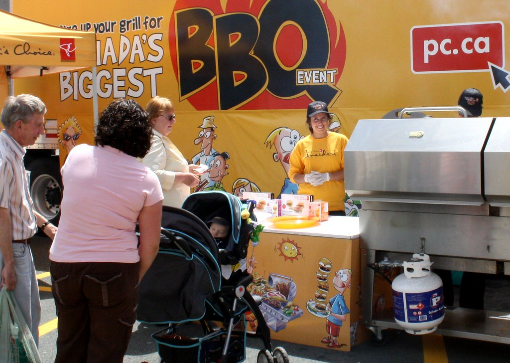 President's Choice Big Barbecue
