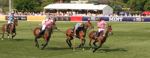 Hurlingham Polo in the Park 2010