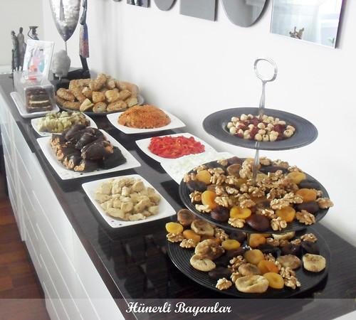 Ülkü'nün Kahvaltı Sofrası-2