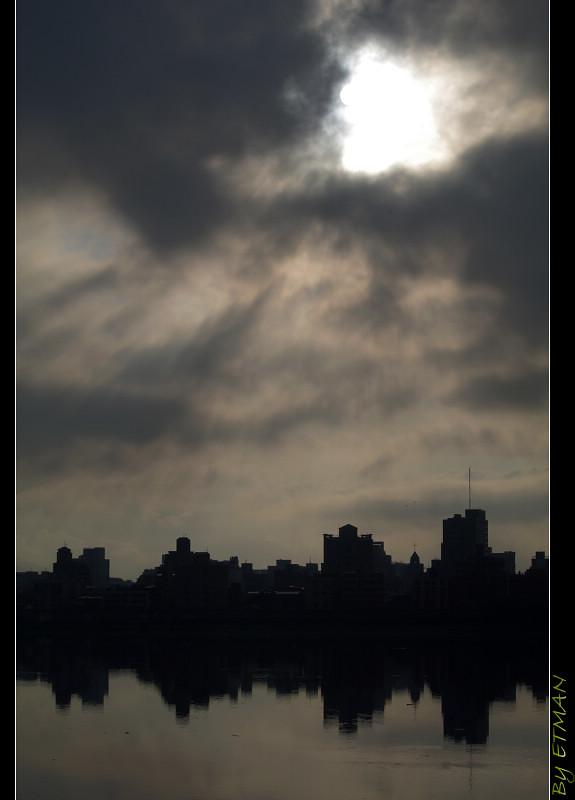 四月摃一次 六月重來的 歐嗨唷胎沛 in 三重河濱