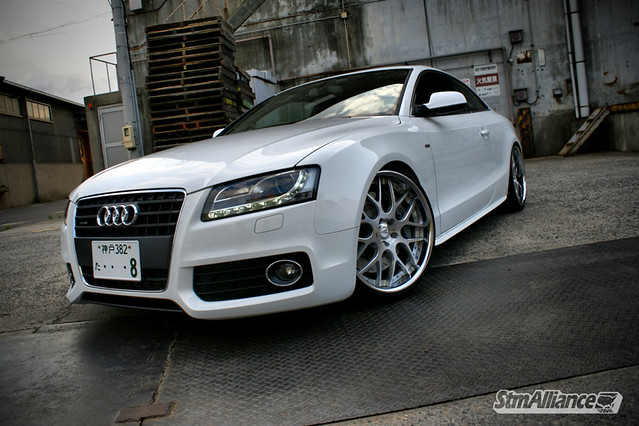 forza audi a5 forged brembo frz950