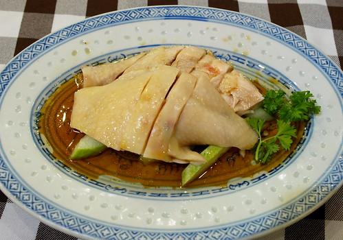 文東記海南雞飯,真的很棒~