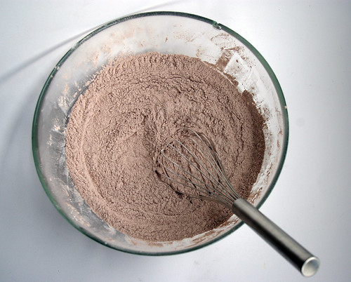 Cocoa Sugar mix