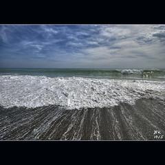 The Lingurian Sea (MyOakForest) Tags: italien sea italy see meer italia lingurian ventemilia
