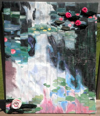 Entry for Project QUILTING Recycle Challenge