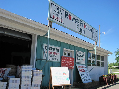 Rowe's Produce Farm