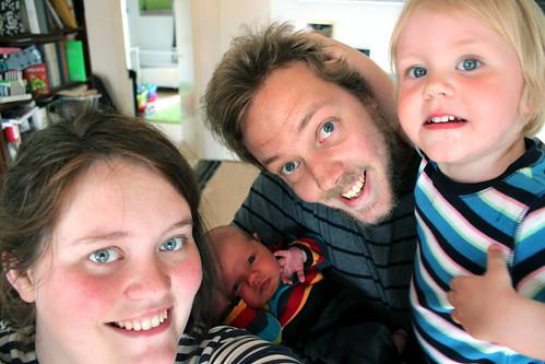Fyra i familjen