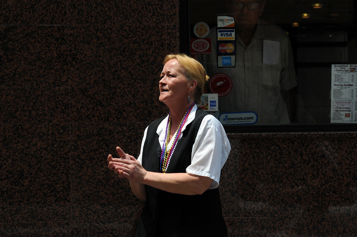 midtown waitress at gay pride_5514 web