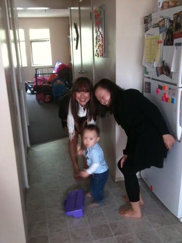 Me, Mel and Kole