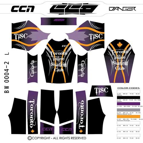 2010 Team Suit Design