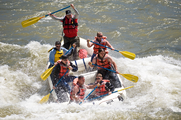Whitewater on the Methow River