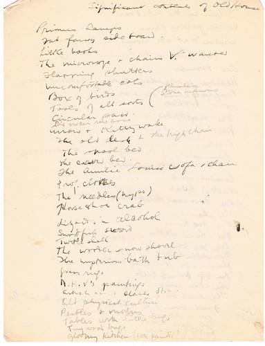 Leonard's List